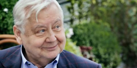 Олег Табаков впервые рассказал о причинах разрыва с женой