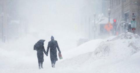 Грядущая зима будет самой холодной за последние 100 лет! Ученые-климатологи в один голос предсказывают…