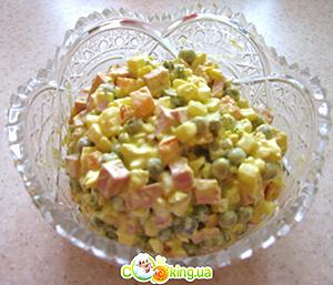 Мясные салаты: традиции и особенности приготовления