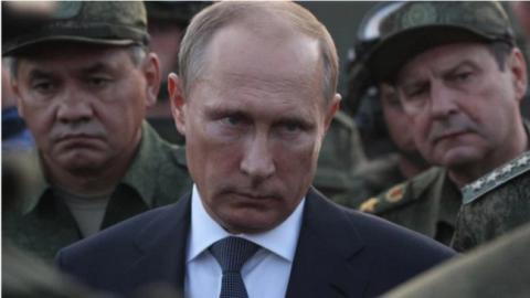 Похоже, Путин выложил далеко…