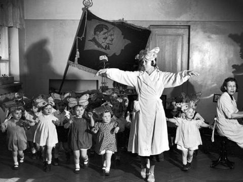 Детские сады от СССР до наших дней