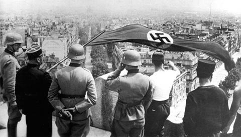 Как Франция Гитлера «громила»