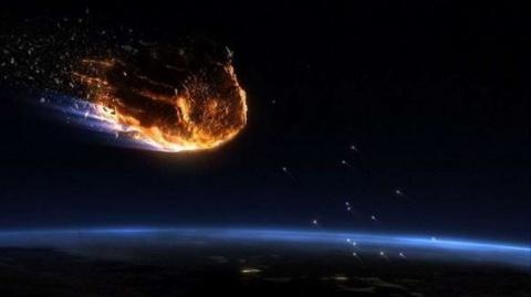 Астероид вдвое крупнее челяб…