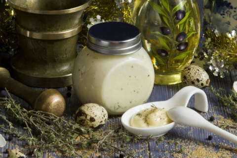Домашний майонез «Провансаль» для салатов