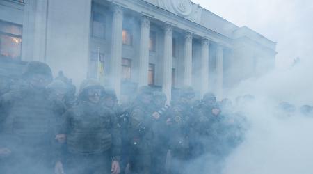 Украинский спецназ начал шту…
