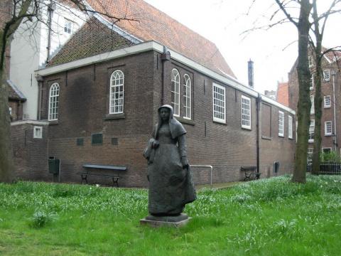 Бейгенхоф - старый монастырь…