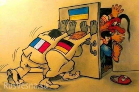 Это не вид на жительство и не разрешение на работу, — депутат Европарламента осадил украинцев, мечтающих о безвизе