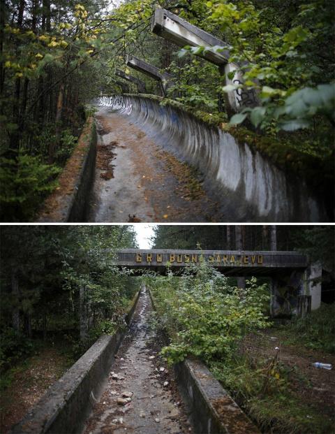 Олимпийские руины. Что происходит за границей после окончания Игр?
