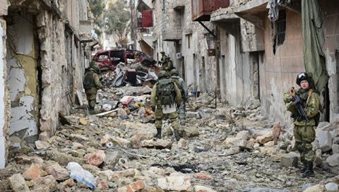 Новости Сирии. Сегодня 25 фе…