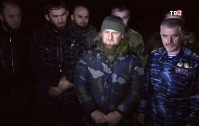 Кадыров рассказал о задержан…