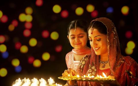 Праздник Дивали в Индии — фестиваль огней