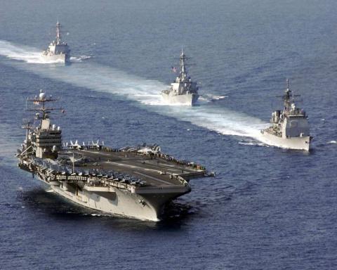 Разоружающий удар США по КНД…