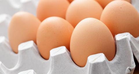 Что будет, если запечь яйца …