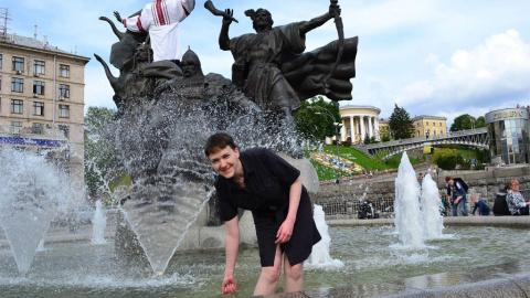 Аваков ответил Савченко: «ам…
