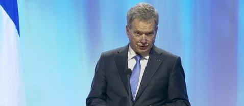 Президент Финляндии назвал отношения с Россией столпом финской политики