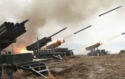 Сценарий возможной войны в Корее