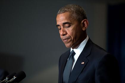 Обама признал невозможность …