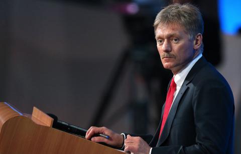 В Кремле ответили на слова э…