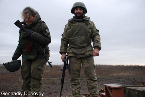 Нишагу назад! — морпехи ДНР под Мариуполем используют тактику войны во Вьетнаме (ФОТО)