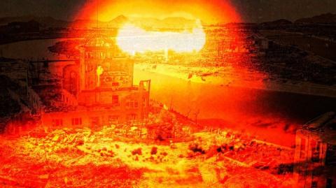 Хиросима и Нагасаки уничтоже…
