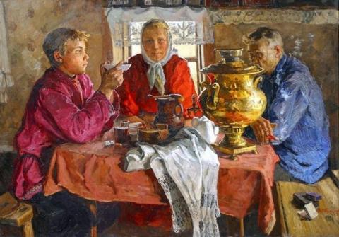 Забытые русские сласти