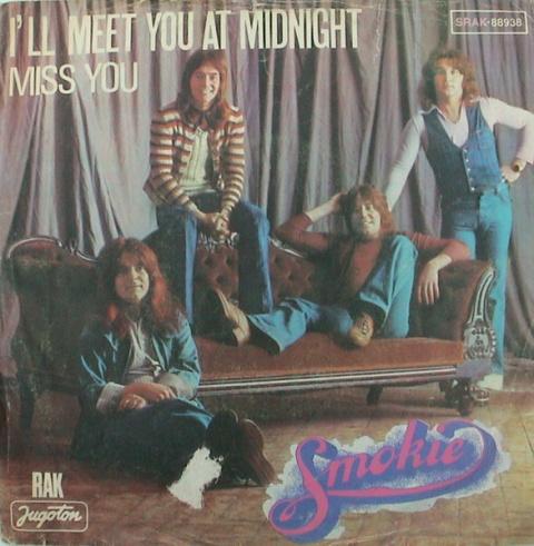 Британская рок-группа Smokie…