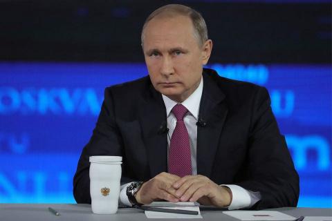 Путин о «Прямой линии»: «Я узнал кое-что новое»