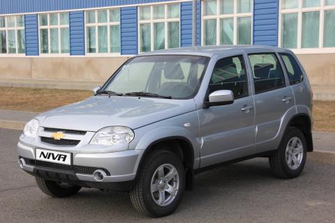 Chevrolet Niva теперь стоит под 600 000 рублей (но появились подарки)