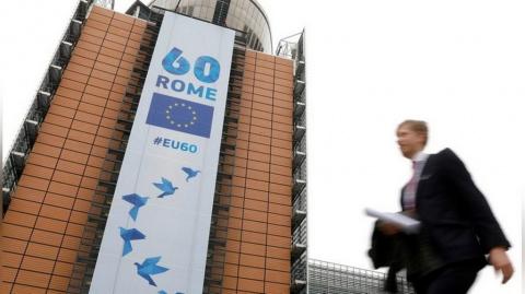 У Евросоюза юбилей — но причин для радости нет. The New York Times, США