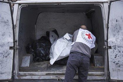 Жители города в Донбассе линчевали парившихся в бане националистов