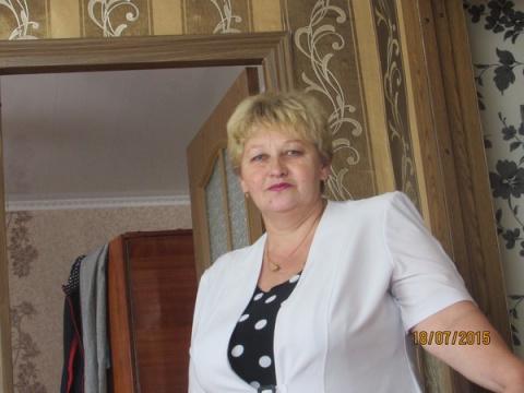 Валентина Шамрикова