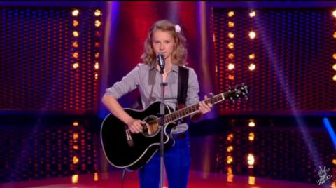 """Как только она начала петь """"…"""