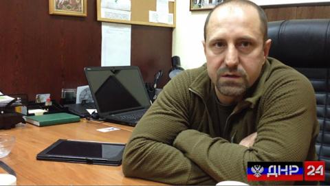Бывший комбат «Востока» поборется за пост главы ДНР
