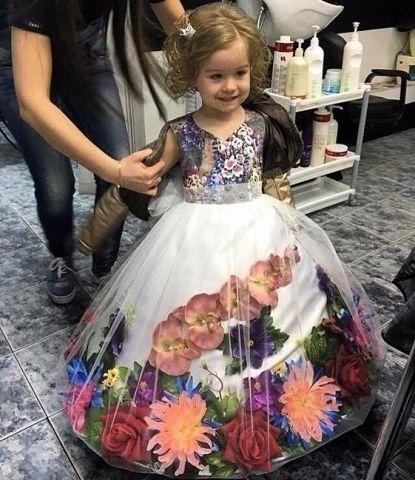 Нарядные платья для девочек,…