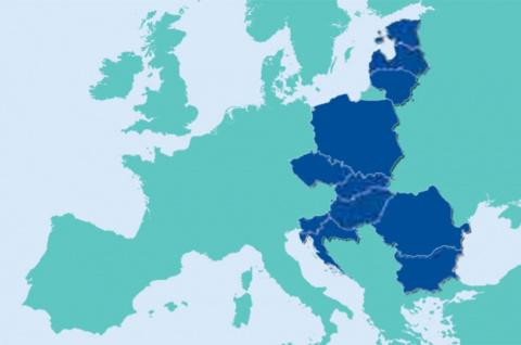 Пояс верности поперек Европы