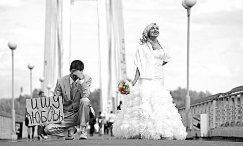 Расчетливые московские невесты.