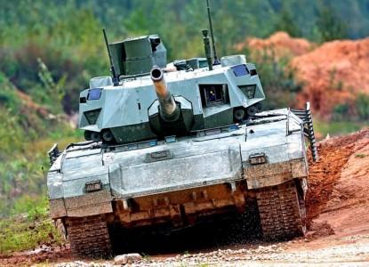 Русские танки уже «раскатали» Киев