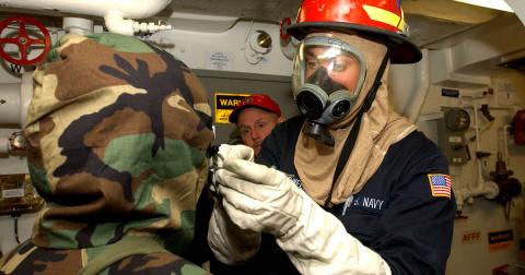 Эпидемии и вирусы: США превр…