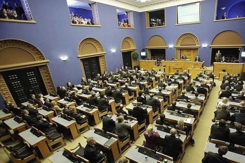 Вояж эстонских депутатов в М…