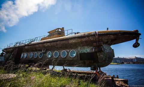 Экскурсионная подводная лодк…