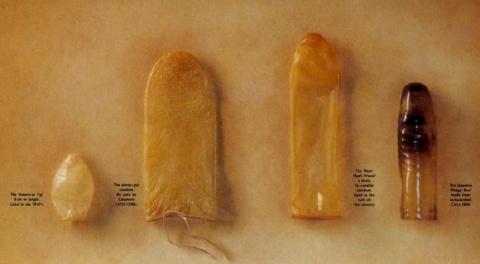 Его величество презерватив! …