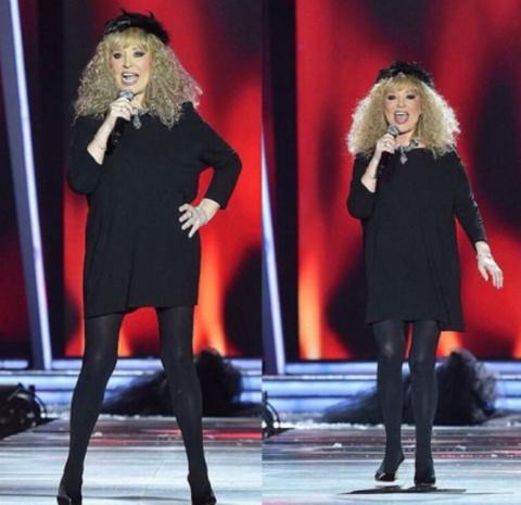 Алла Пугачева шокировала фанатов платьем-мини