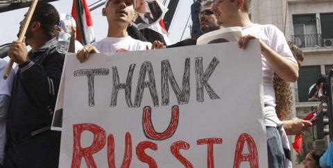 Россия ломает хребет террори…