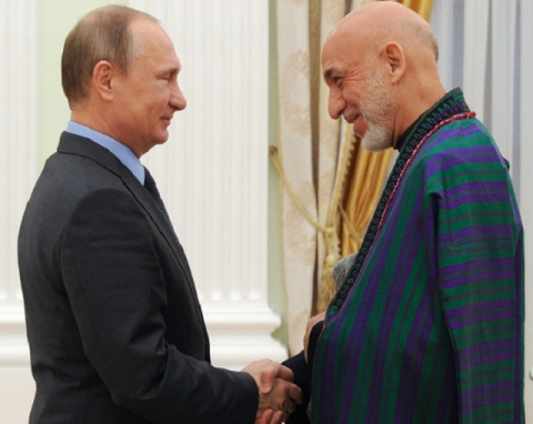 Кремль начинает новую игру в…