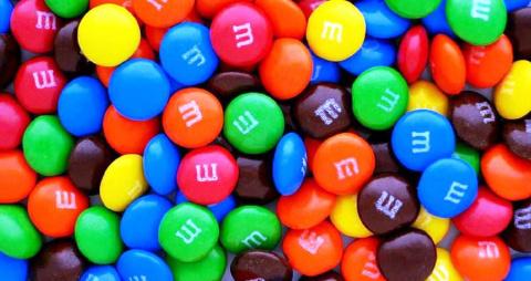 Несладкая история M&M's