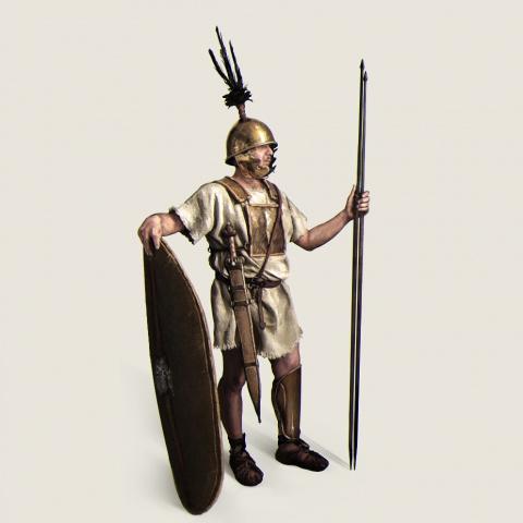 Экипировка античных воинов: …