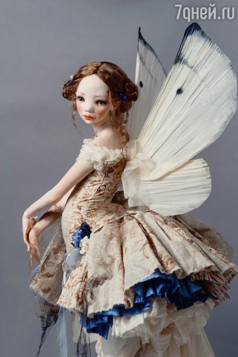 Весенний бал авторских кукол…