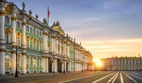 Самые туристические города России