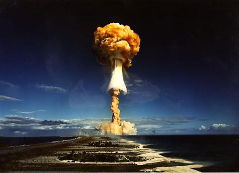 Что такое мирный ядерный взр…