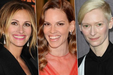 Очень страшная сила — 10 голливудских актрис, чья внешность далека от идеала